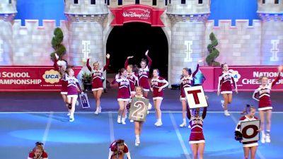 Benton High School [2020 Large Varsity Division II Finals] 2020 UCA National High School Cheerleading Championship
