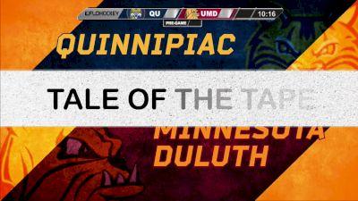 2019 Quinnipiac at Minnesota Duluth | WCHA
