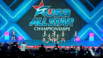 Almaden Spirit Athletics - Tanzanite [2019 Mini - D2 1 Day 2] 2019 USA All Star Championships