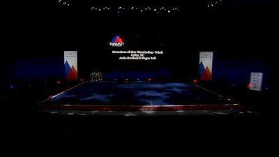 Greensboro All Star Cheerleading - Cobalt [2021 L1 Junior - Medium Semis] 2021 The Summit