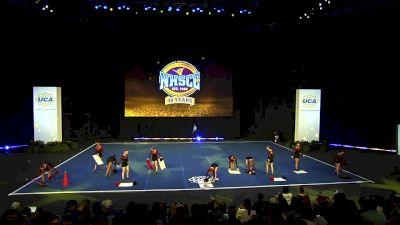 Belle Chasse High School [2020 Small Varsity Non Tumbling Finals] 2020 UCA National High School Cheerleading Championship