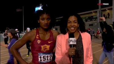 Anna Cockrell Recaps A Busy Weekend For USC