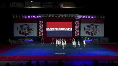 Framingham State University [2019 Intermediate All-Girl Division III Finals] 2019 NCA & NDA Collegiate Cheer and Dance Championship