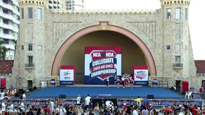 Coastal Alabama Community College [2019 Small Coed Cheer Division II Finals] 2019 NCA & NDA Collegiate Cheer and Dance Championship