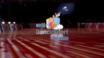 2019 WDSF European Championships Standard - Champions Interview