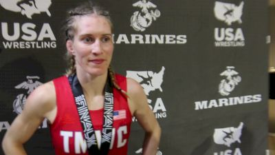 Katherine Shai used her experience and savvy to punch her Final X ticket