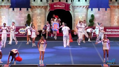 Bartow High School [2019 Large Varsity Coed Semis] 2019 UCA National High School Cheerleading Championship
