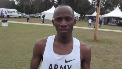 U.S. Army's Hillary Bor Used To Hate XC Now He Loves It