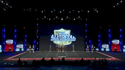 Ultimate Cheer Lubbock Royal Court [2020 L7 International Open Small Coed Day 1] 2020 NCA All-Star Nationals
