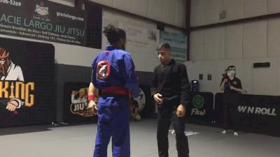Raphael Cadena vs Orlando Castillo Jitzking