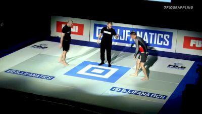 Kyle Boehm vs Aaron Tex Johnson BJJ Fanatics Submission Only Grand Prix