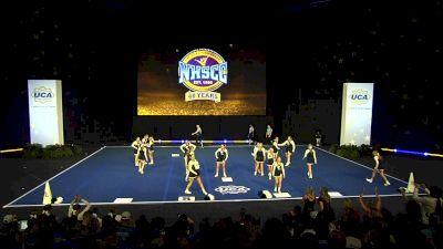 Prior Lake High School [2020 Medium Varsity Non Tumbling Finals] 2020 UCA National High School Cheerleading Championship