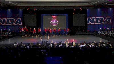 Studio X Diamonds [2020 Senior Large Hip Hop Day 2] 2020 NDA All-Star Nationals