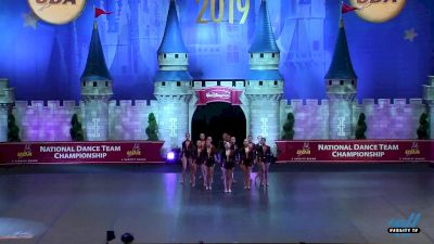 Stevenson High School (MI) [2019 Medium Jazz Finals] UDA National Dance Team Championship