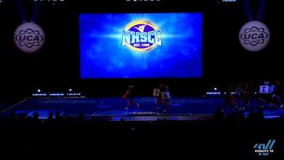 Indian Hill High School [2019 Small Varsity Non Building Semis] 2019 UCA National High School Cheerleading Championship