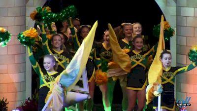 Greenup County High School [2019 Game Day - Super Varsity Prelims] 2019 UCA National High School Cheerleading Championship