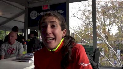 Laura Thweatt Exceeded Expectations In NYC Marathon Debut