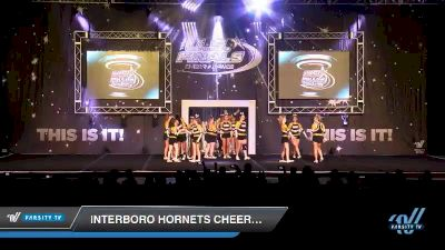 Interboro Hornets Cheerleading - Lady Sting [2019 - Senior - Club 4 Day 2] 2019 US Finals Virginia Beach
