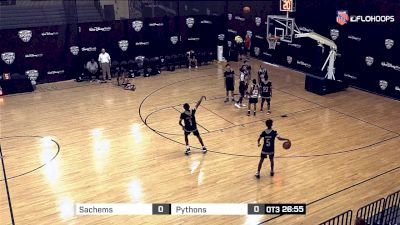 Full Replay - 2019 AAU 14U Boys Championships - Court 5 - Jul 19, 2019 at 8:31 AM EDT