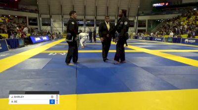 JASON SHIRLEY vs ANTONIO LOPEZ 2018 World IBJJF Jiu-Jitsu Championship