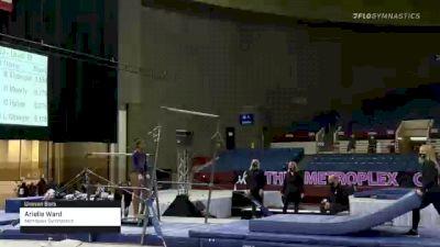 Arielle Ward - Bars, Metroplex Gymnastics - 2021 Metroplex Challenge