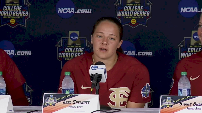 The Story Behind Postseason Anna Shelnutt