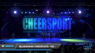 Bluegrass Cheercats - Royal Sabers [2020 Senior Coed Small 5 D2 Day 1] 2020 CHEERSPORT National Cheerleading Championship