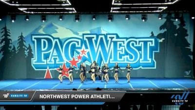 Northwest Power Athletics - Black Ice [2020 L2 Senior - D2 - Small - B Day 2] 2020 PacWest