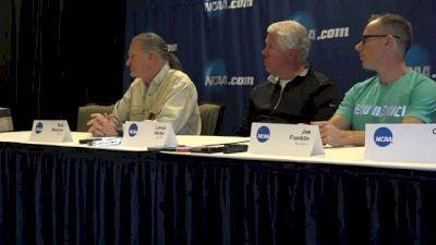 Mark Wetmore discusses not redshirting Ben Saarel