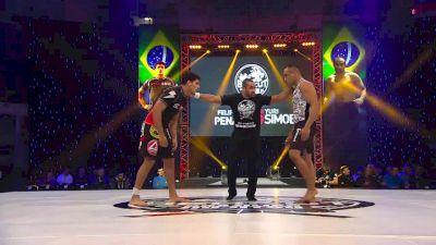 Felipe Pena vs Yuri Simoes Berkut Jiu Jitsu