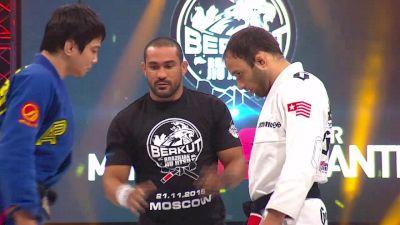 Paulo Miyao vs Samir Chantre Berkut Jiu Jitsu