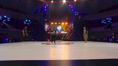 Jeff Monson vs Khasan Abubakirov Berkut Jiu Jitsu