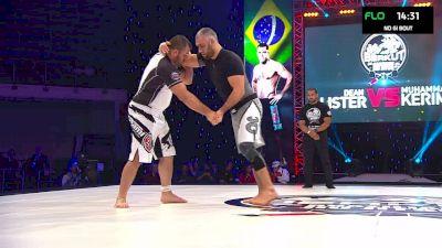 Dean Lister vs Muhammad Kerimov Berkut Jiu Jitsu