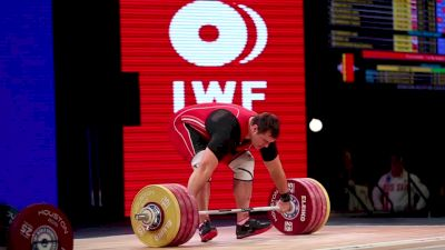 Aleksey Lovchev Breaks The Clean & Jerk And Total World Records!