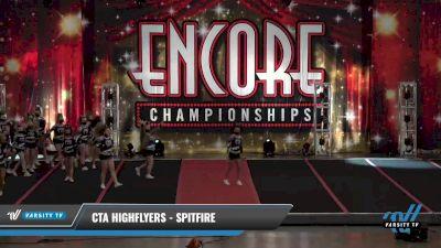 CTA Highflyers - Spitfire [2021 L2 Junior - D2 - Medium Day 1] 2021 Encore Championships: Pittsburgh Area DI & DII