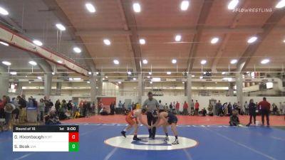 Prelims - Gabriel Hixenbaugh, Buies Creek Regional Training Center vs Samuel Book, Virginia
