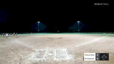 NY Diamond Girls vs. Indiana Gators Tur - 2021 Ohio Stingrays College Showcase