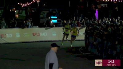 2015 FloTrack Beer Mile Men's World Championship (Lewis Kent Runs World Record 4:47!)