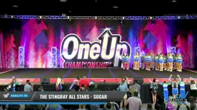 The Stingray All Stars - Sugar [2021 L4 Senior - Medium Day 2] 2021 One Up National Championship