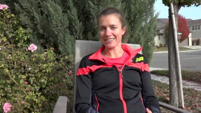 Kim Conley on returning from injury and her goal to PR at Pacific Pursuit