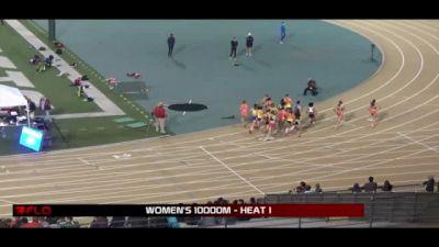 Women's 10k F01 (Kim Conley runs solo win, Olympic standard at Pacific Pursuit)