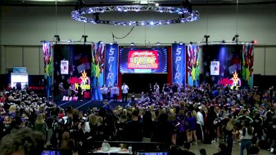 Cheer Tech Spirit Nationals Day 2 Awards 2