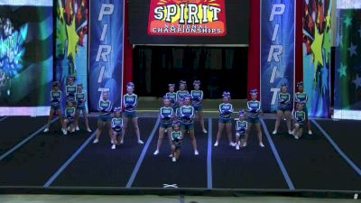 Cheer Tech Spirit Nationals Day 2 Session 5