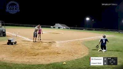 Impact Gold OK vs. OK Diamond Girls - 2021 Tulsa Elite Summer Invite - Pool Play