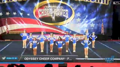 Odyssey Cheer Company - Frost [2021 L1 Youth - D2 Day 2] 2021 ACP Southern National Championship