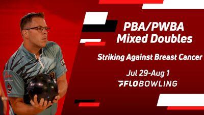 Replay: Lanes 15-16 - 2021 PBA/PWBA Mixed Doubles - Semifinals