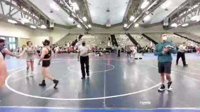 128 lbs Consi Of 8 #2 - Henrique Ribeiro, Yale Street vs Lucas Gannotti, Wolf Gang Wrestling Academy