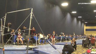 Olivia Welk - Bars, United Gymnastics Ac - 2019 Brestyan's Las Vegas Invitational