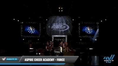 Aspire Cheer Academy - Force [2021 L5 Senior Open Coed Day 2] 2021 The U.S. Finals: Louisville