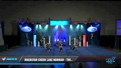 Rockstar Cheer - Lake Norman - Twisted Sister [2021 L3 Junior - Small Day 2] 2021 Return to Atlantis: Myrtle Beach